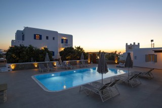 facilities stavroula studios swimming pool