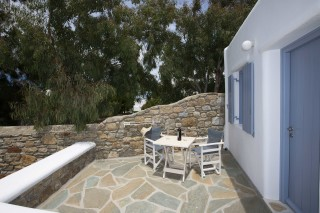 studio traditional suite stavroula veranda area