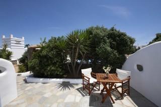 traditional double room stavroula veranda